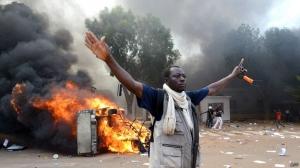 африка, революция, черная весна, буркина-фасо