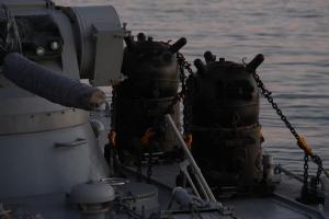 азов, минирование, всу, украина, море, оос, штаб