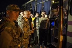 Обмен, пленные, украинцы, территория, украинцы, остались, ДНР