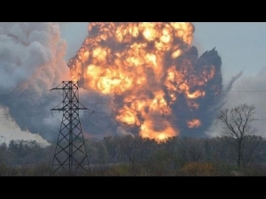 украина, черниговская область, ичня, взрывы, военные склады, боеприпасы, гсчс, мвд, яровой, гройсман