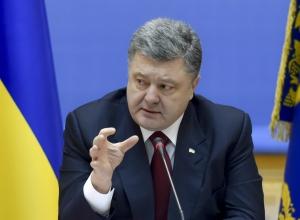 украина, порошенко, грибаускайте, донбасс, боевые действия, военная попощь