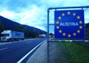 австрия, шенгенский договор, мид украины, евросоюз, политика