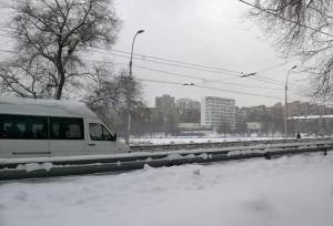АТО, ДНР,  восток Украины, Донбасс, Россия, Донецк, снег, заносы