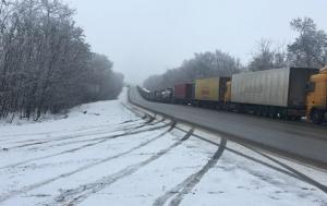 украина, россия, госсударственная пограничная служба, фуры, пункты пропуска, блокировка, перекрыла, грузовики, сумская область
