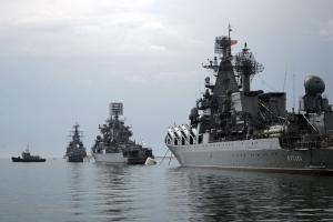мид рф, россия, украина, крым, перебийнис, черноморский флот