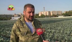 Украина, Донецк, ДНР, терроризм, минсдох ДНР, Тимофеев, покушение, овощи, кадры