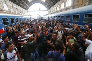беженцы, евросоюз, швеция, общество