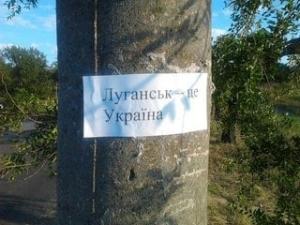 луганск, день, независимости