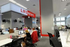 LifeNews, обыск, редакция, сопротивление