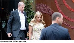 муж Анны Семенович, банкир Иван Станкевич, дело полковника Захарченко, финансовые махинации