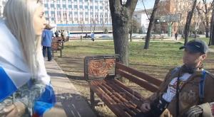 """""""луганская гвардия"""", """"лнр"""", пятерикова, бахмутский, видео, происшествия, украина"""