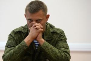 Захарченко, ДНР, переговоры, пленные, прекращение огня