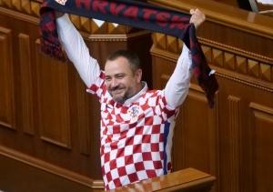 Россия, политика, чм-2018, хорватия, поражение  Павелко ВР