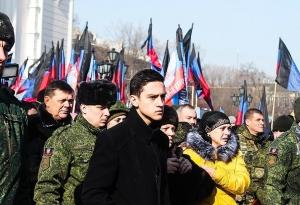 гиви, иловайск, сын, михаил толстых, сын гиви, фото, донбасс, учеба, новости украины