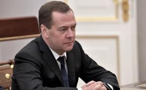 Россия, Украина, Санкции, Медведев, Экономика, Компании.