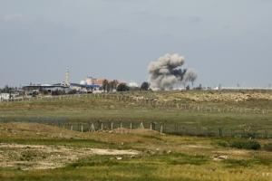 сирия, дамаск, обстрелы, авиаудары