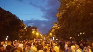 ереван, разгон, полиция, армения, политика, общество, протест, акция, новости,