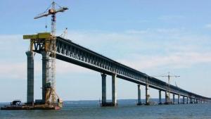 Керченский мост, убытки судоходства Украины, оккупация Крыма
