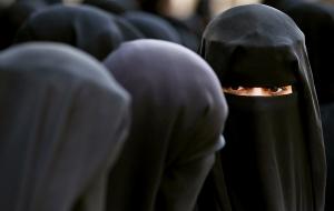 саджа ад-дулейми, абу бакр аль-багдади, новости, интервью, игил, терроризм, политика, общество, европа, жена