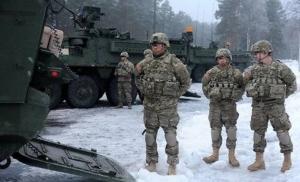 Россия, США, Норвегия, НАТО, Армия, Конфликт, Учения, Солдаты, Граница.