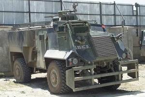 saxon, машины, военные, британия