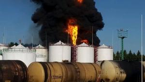 пожар, киев, нефтебаза, юрий бутусов, топливо, контрабанда