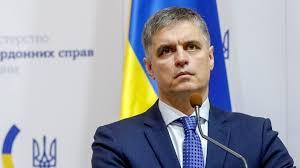 Пристайко, министр, МИД, Донбасс, Украина, граница, выборы