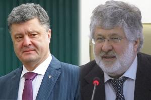 порошенко, коломойский, украина, днепропетровск, политика