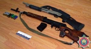 украина, апрель, добровольная сдача оружия