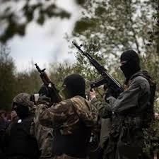 террористы, боевики, ато, донецк, луганс, новости, украина