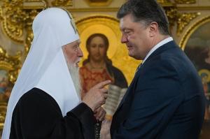 олешко, порошенко, украина, томос, автокефалия, филарет, патриарх