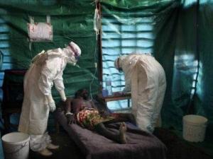 лихорадка эбола, африка, эпидемия