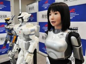 роботы, искусственный ителект
