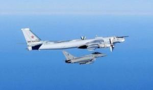 российский бомбардировщик, ядерное оружие, норвегия, спецслужбы, великобритания, ТУ-95