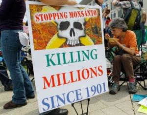 ГМО, рауднап, монсанто, биология