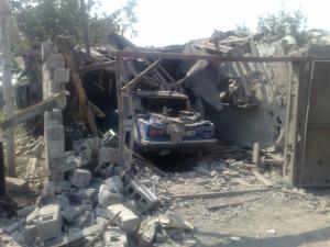 Донецк, 7 августа, СБУ, обстрел, АТО