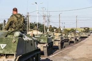 донецк, украина, россия, обсе, буферная зона