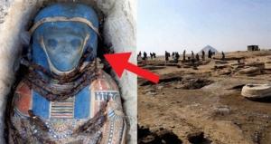египет, мумия, пришельцы, инопланетяне, фото