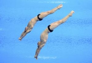 прыжки в воду, чемпионат европы, плавание,