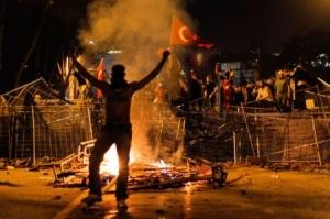 Турция, ИГИЛ, акции протеста, Сирия, Кобани