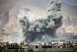 Башар Асад, Химическое оружие, Сирия