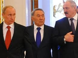 Путин, Лукашенко, Назарбаев, вассалы, санкции, союзники