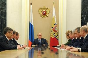 Путин, Совбез, РФ, ситуация, Украина, восток