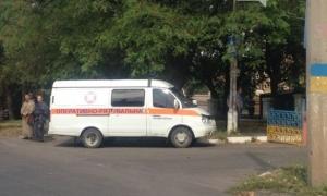 Краматорск, Донецкая область, заминирование, школа, МЧС