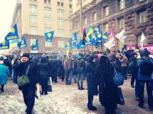 виталий кличко, кгга, киев, новости украины, протесты, митинги, общество, политика