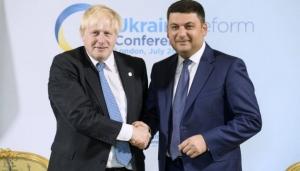 Великобритания, Джонсон, МИД Британии, политика, общество, поддержка Украины