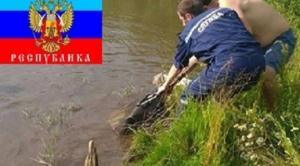 луганск, лнр, убийство, расчленение, труп, река, полиция, чп, криминал, новости украины, донбасс