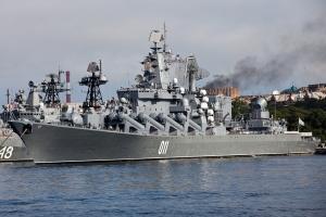 "Россия, крейсер ""Варяг"", крейсер ""Москва"", Сирия, политика"