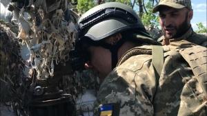 Украина, ООС, ВСУ, Боевики, Атака, Бойцы, Склад, Старая Николаевка, Донбасс.