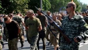 ДНР, Украина, пленные, обмен, ночь, ополченцы, силовики